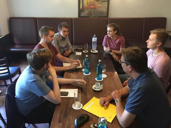 Im Gespräch mit dem Digitalausschuss der JuLis NRW