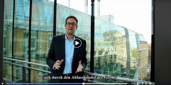 Klima-Statement Markus Herbrand